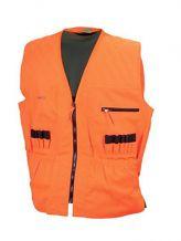 Quels habits indispensables pour aller chasser? dans Vêtements militaire gilet-chasse-traqueur-orange-fluo_164x218